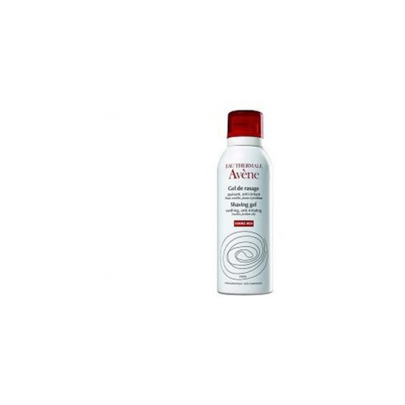 Avene - Avene Eau Thermale Gel Da Barba 25 Ml - 934981756