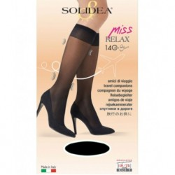 Solidea - MISS RELAX GAMBALETTO 140 DENARI SHEER GLACE' 3-L - 974380230