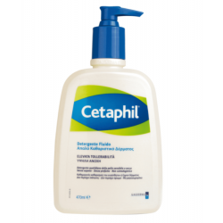- CETAPHIL DETERGENTE FLUIDO 470 ML - 904570924