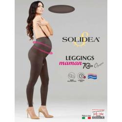 Solidea - LEGGINGS MAM 70D SMC6 MOKA L - 973361138