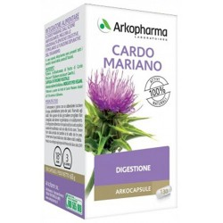 Arkocapsule - ARKOCAPSULE CARDO MARIANO DIGESTIONE 130 CAPSULE - 976864280