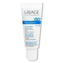 Uriage - BARIEDERM CICA-CREMA SPF 50+ - 975428222