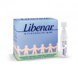 Omega Chefaro - LIBENAR 15FLACONCINI 5ML - 974347243