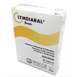 Farmaciapoint - LYMDIARAL DREN INTEGRATORE ALIMENTARE 60 COMPRESSE - 937492181