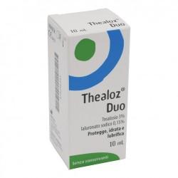 Farmaciapoint - THEALOZ DUO SOLUZIONE OCULARE 10 ML - 978396341