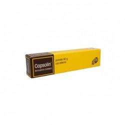 Sit Laboratorio Farmaceutico - CAPSOLIN REVULSIVO POMATA 40 G - 935776043