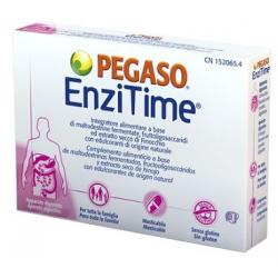 Farmaciapoint - ENZITIME 24 COMPRESSE MASTICABILI - 926236427