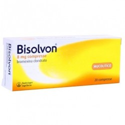 Sanofi Spa - BISOLVON 20 COMPRESSE 8 MG - 021004027