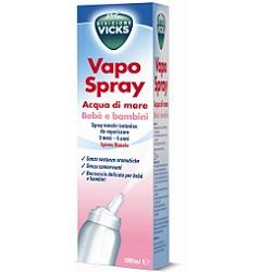 Procter & Gamble - VICKS VAPO SPRAY NASALE ISOTONICO BEBE' E BAMBINI 100 ML - 924740804