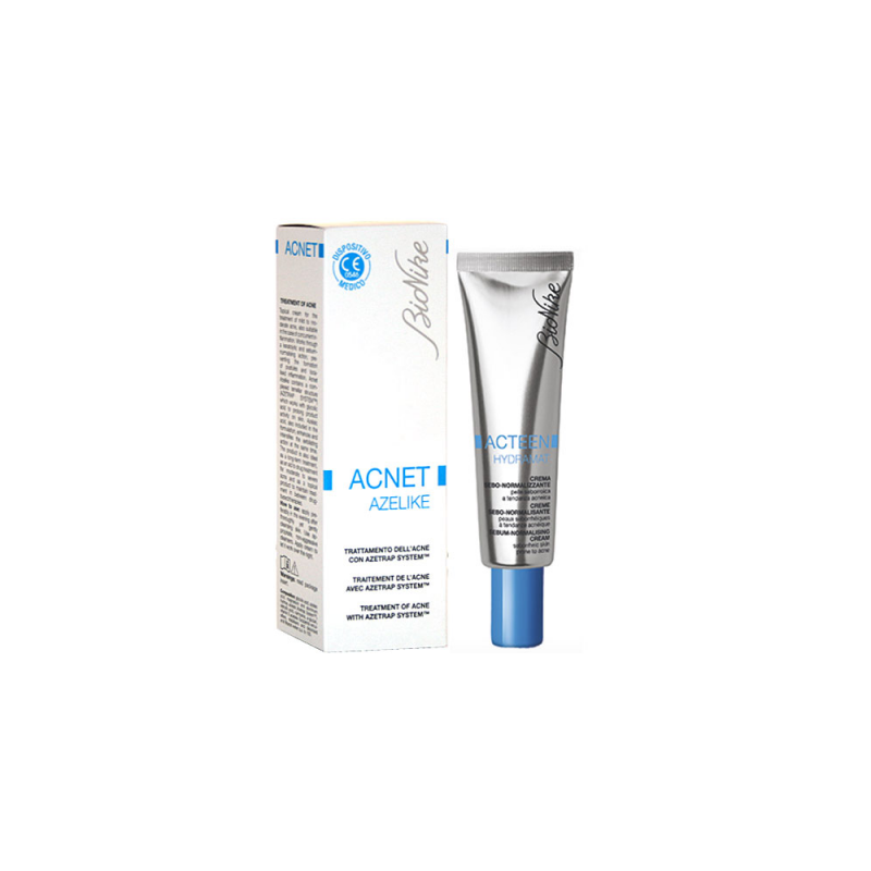 Bionike - Acnet Azelike Crema 30 Ml - 926045600