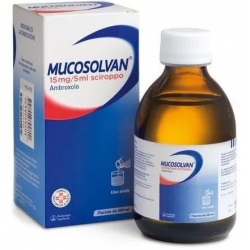 Sanofi Spa - MUCOSOLVAN 15MG/5ML SCIROPPO 200ML - 024428272