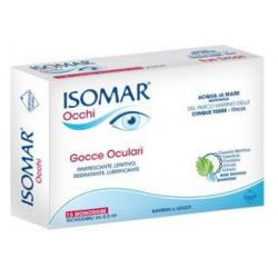 Euritalia pharma - ISOMAR OCCHI ROSSI CON ACIDO IALURONICO 0,2% 15 FLACONCINI - 903596688
