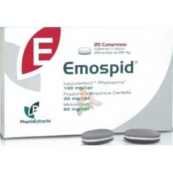 Farmaciapoint - EMOSPID 20 COMPRESSE MULTISTRATO A RILASCIO DIFFERENZIATO - 904426451