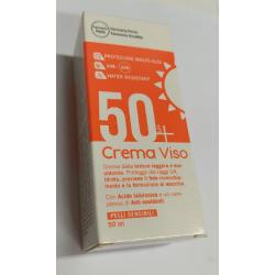 Farmaciapoint - FPR SUN CREMA VISO SFP 50+ 50 ML - 942945344