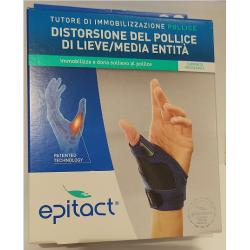 Qualifarma - EPITACT TUTORE IMMOBILIZZAZIONE POLLICE DESTRA MISURA S - 975877679