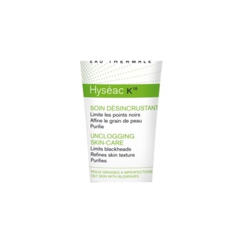 Uriage - Hyseac K18 Crema Seboregolatrice/purificante Viso - 923056042