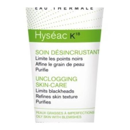 Hyseac K18 Crema Seboregolatrice/purificante Viso