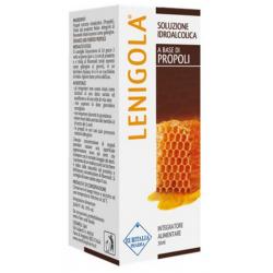Euritalia pharma - LENIGOLA SOLUZIONE IDROALCOLICA DEPURATA AL PROPOLI 30 ML - 907264511