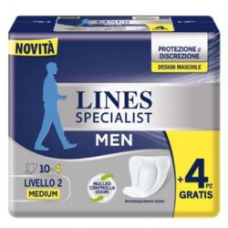 Lines - LINES SPECIALIST MEN LIVELLO 2 14 PEZZI - 974165805
