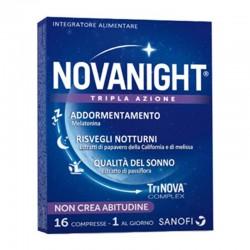 Sanofi Spa - NOVANIGHT 16 COMPRESSE - 942849391