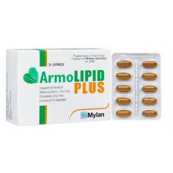 Mylan - ARMOLIPID PLUS 30 COMPRESSE - 942869773
