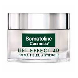 Somatoline Cosmetic - SOMATOLINE COSMETIC CREMA VISO LIFT EFFETCT 4D ANTIRUGHE FILLER 50 ML - 981212463