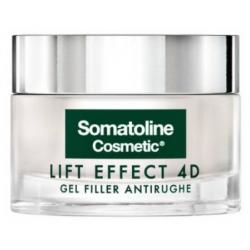Somatoline Cosmetic - SOMATOLINE COSMETIC GEL VISO LIFT EFFET 4D FILLER 50 ML - 981212475