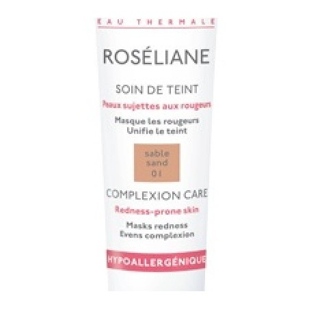 Roseliane Soin De Teint Crema Colorata Dorata 15 Ml