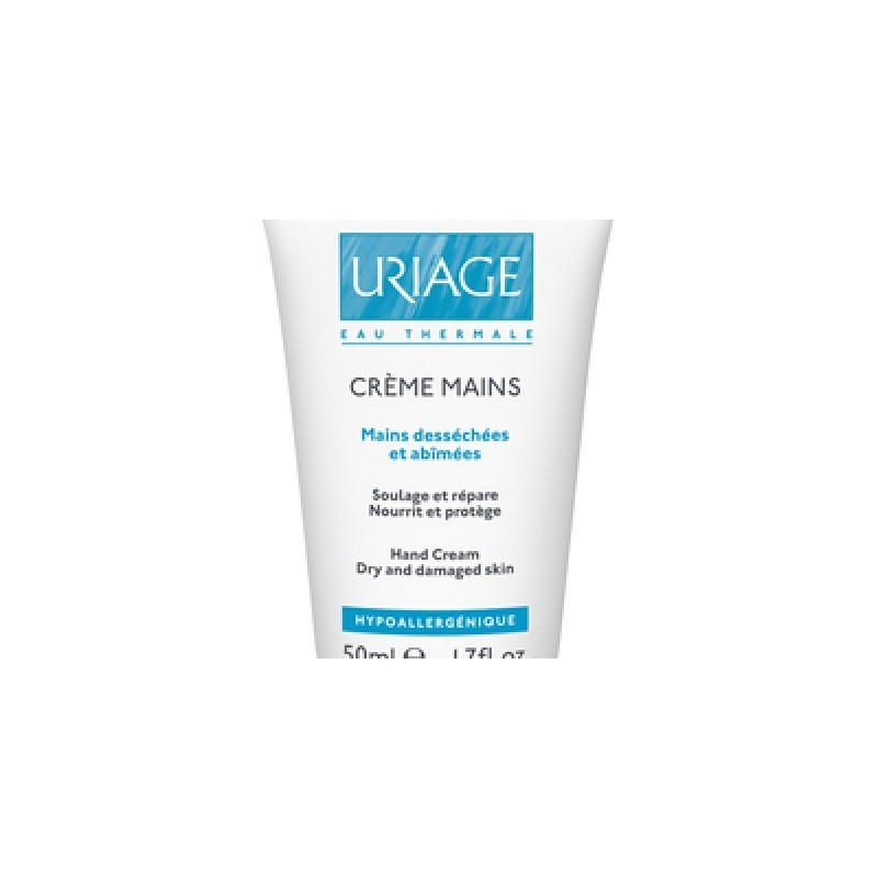 Uriage - Uriage Crema Mani 50 Ml - 924124377