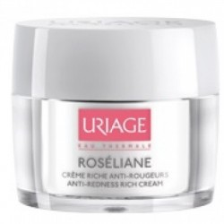 Uriage - Roseliane Crema Ricca Antiarrossamento Vasetto 40 Ml - 926194301