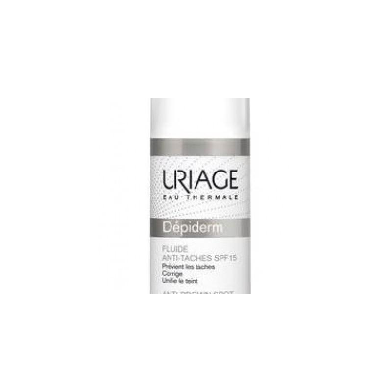 Uriage - Depiderm Fluido Anti-macchie Spf 15 30 Ml - 970385252