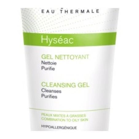 Hyseac Gel Detergente Uriage 150 Ml