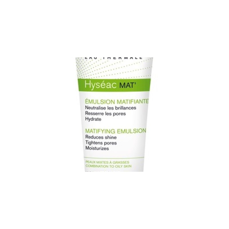 Uriage - Hyseac Mat Crema 40ml - 921919306