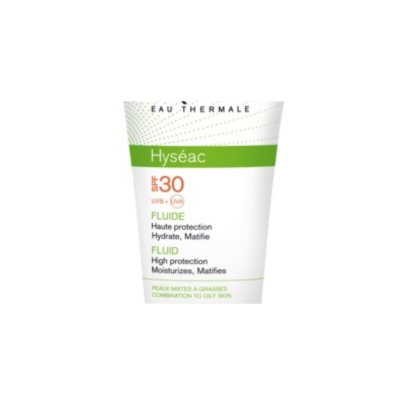 Uriage - URIAGE HYSEAC SOLAIRE FLUIDO SPF 30 50 ML - 922880075