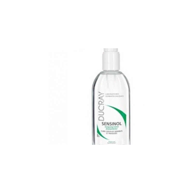 Ducray - Sensinol Shampoo 200 Ml Ducray - 922327123
