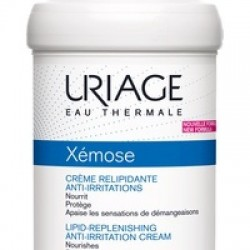 Uriage - Xemose Crema Anti-irritazione Liporestitutiva 依泉舒慕适特润滋润乳霜 400 Ml - 970441857