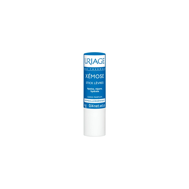 Uriage - Xemose Stick Idratante Labbra 4 G - 970441869
