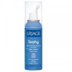 Uriage - Isophy Soluzione Fisiologica Naturale Per Igiene Delle Fossenasali Per Bambini Da 12 Mesi D'eta E Adulti 100ml - 920...