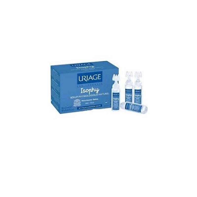 Uriage - Isophy Soluzione Fisiologica Naturale Per Igiene Delle Fossenasali E Degli Occhi - 920417944