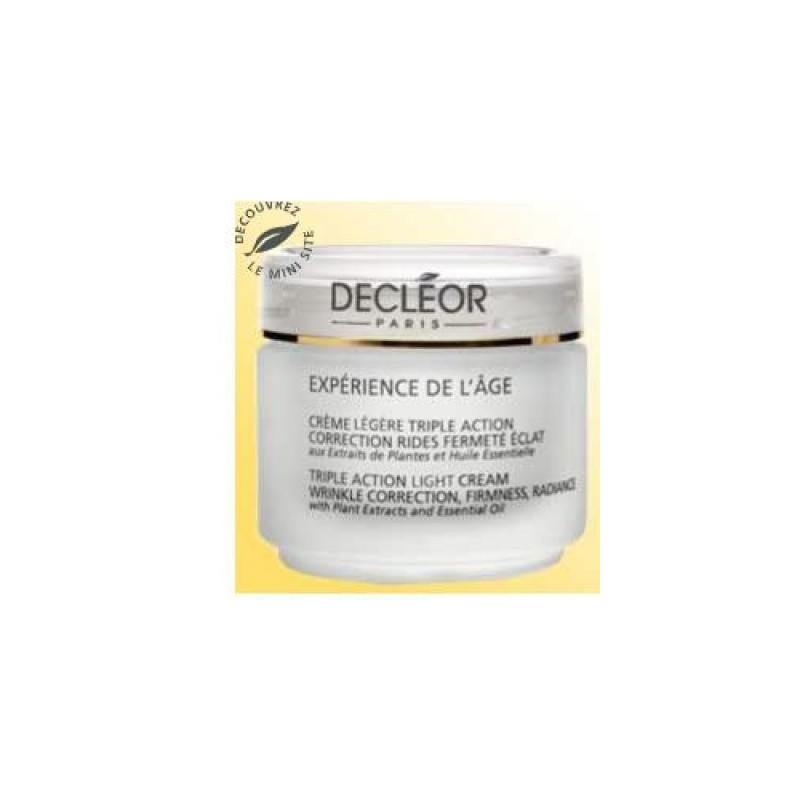 Decleor - Decleor Experience de l'age Creme Riche 50ml - 904864840
