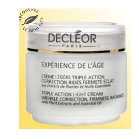 Decleor Experience de l'age Creme Riche 50ml