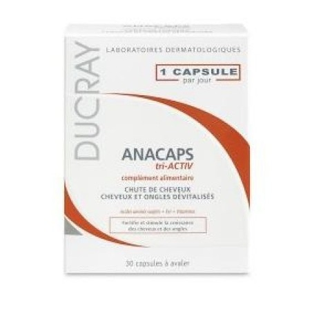 Anacaps Tri-activ 30 Capsule Ducray