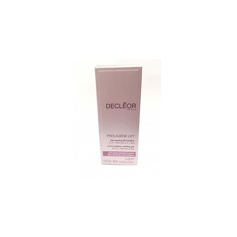Decleor Gel Peeling Lift Lumiere 45 Ml