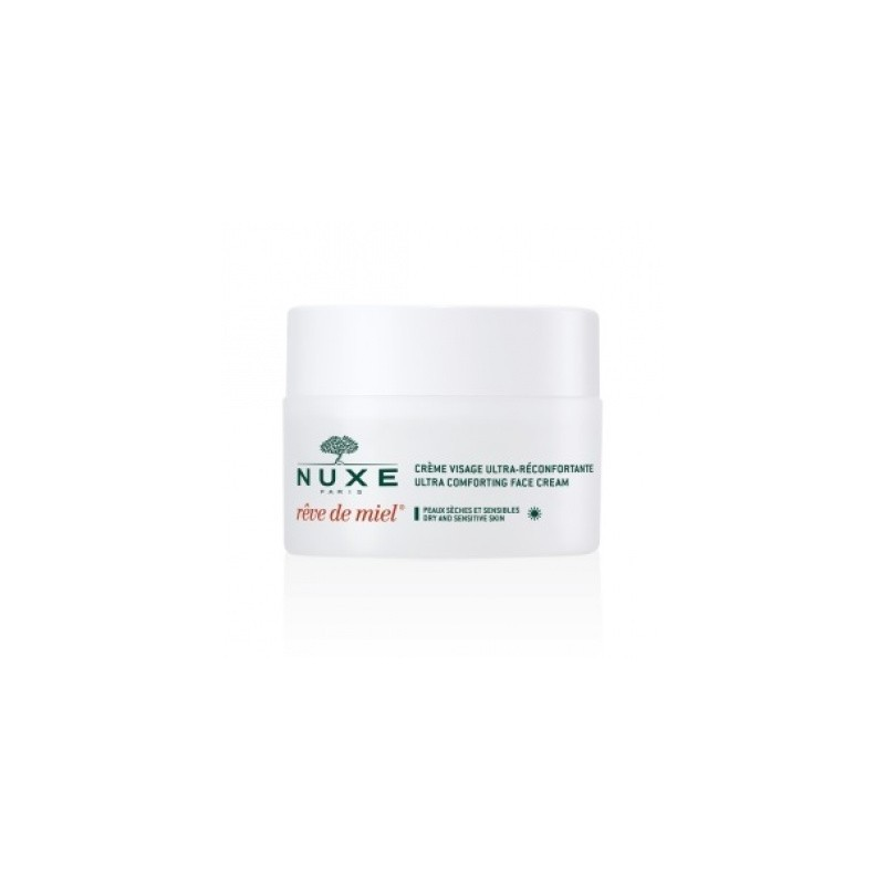 Nuxe - Nuxe Crema Ultra Reconfort 50 ml - 905087007