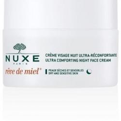 Nuxe - Nuxe Reve De Miel Creme Visage Ultra-reconfortante Nuit 50 Ml - 921738858