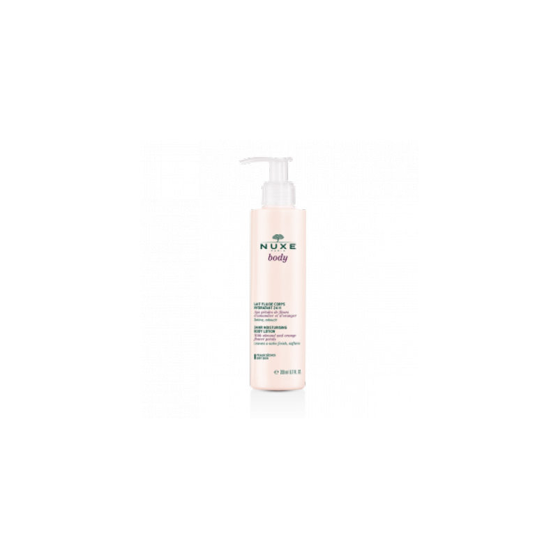 Nuxe - Nuxe Body Latte Fluido Corpo Idratante 24h 200 Ml - 921146320