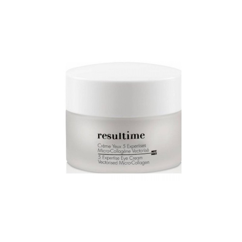 Resultime Creme Yeux 5 Expertises Micro-collagene