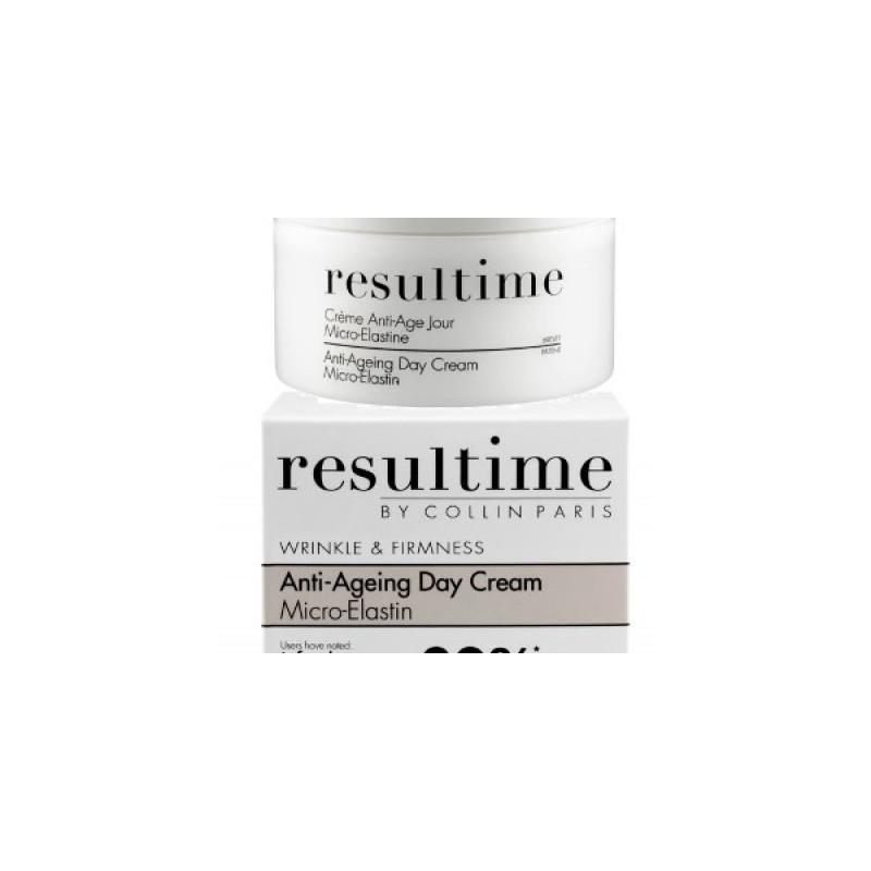 Resultime Creme Anti-age Jour Micro-elastine