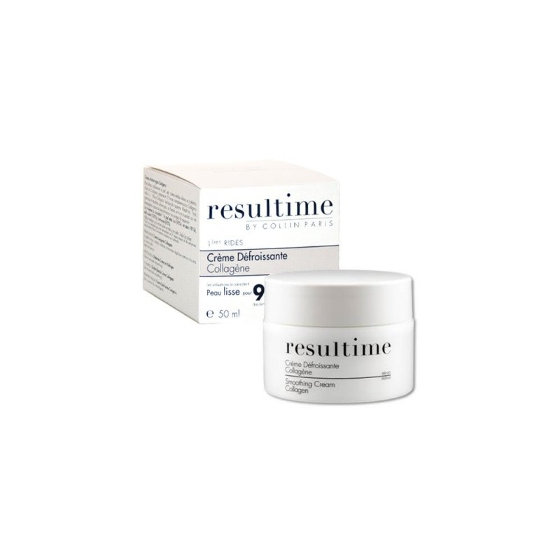 Resultime Creme Defroissante Collagene