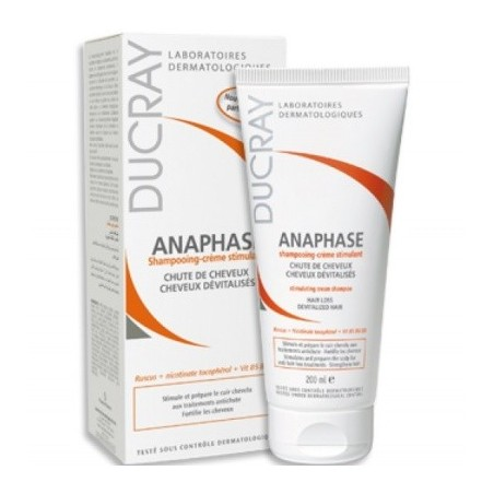 Anaphase Shampoo 250 Ml Ducray